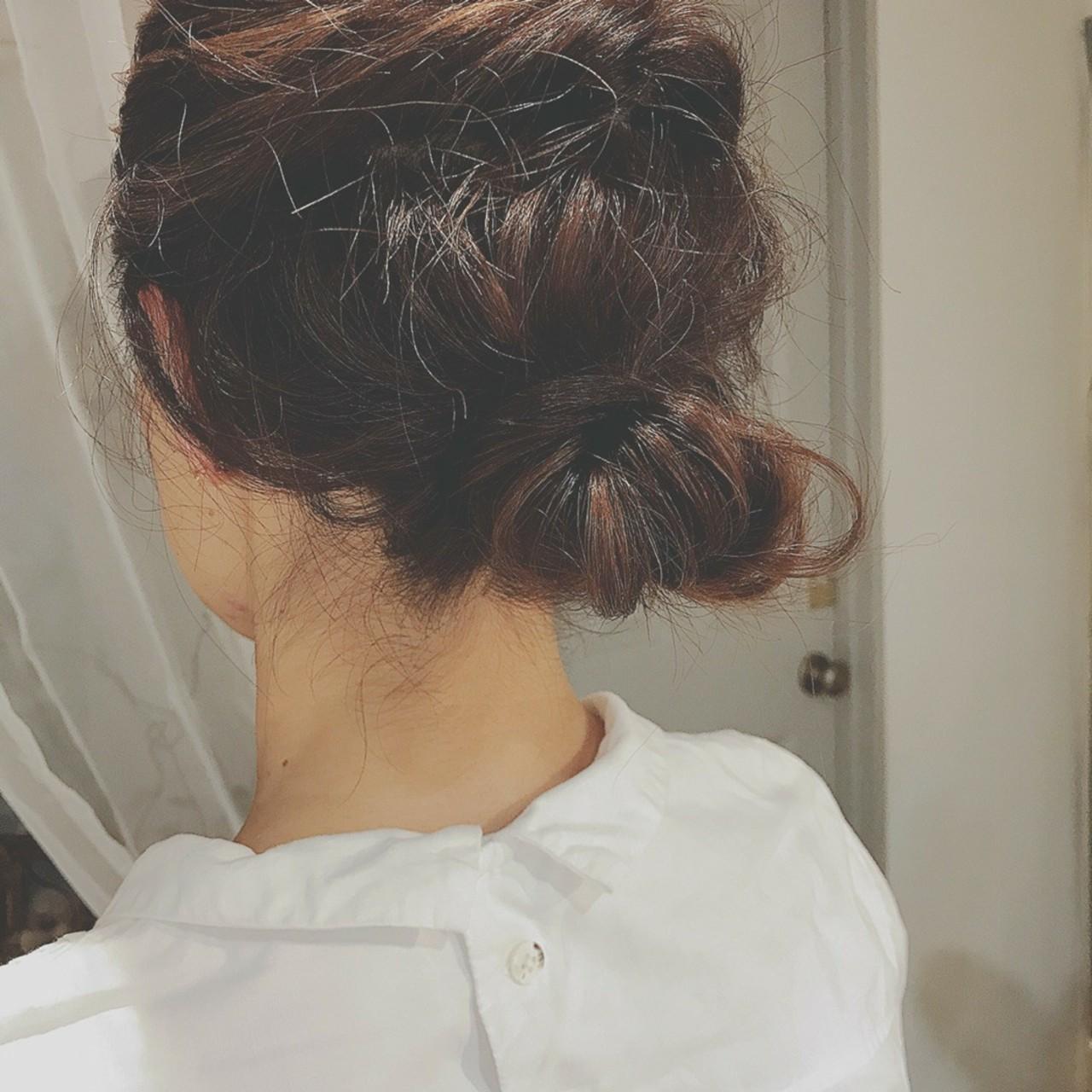 大人かわいい デート ナチュラル ゆるふわ ヘアスタイルや髪型の写真・画像 | 浦川由起江 / nanon