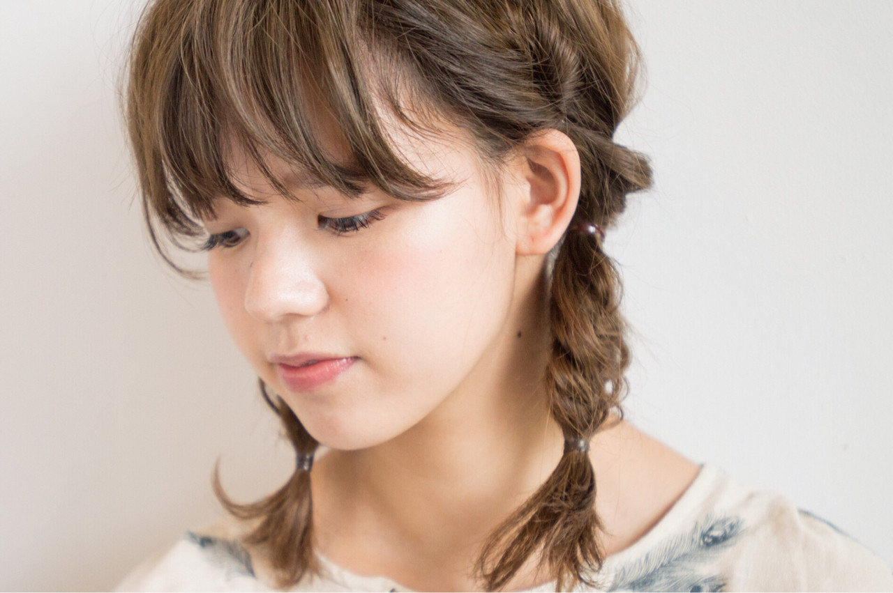 [詳しい方法付き]毎日をオシャレに飾りたい!誰でもできる簡単ヘアアレンジ特集 出典:anti_RIKUSHI / ANTI