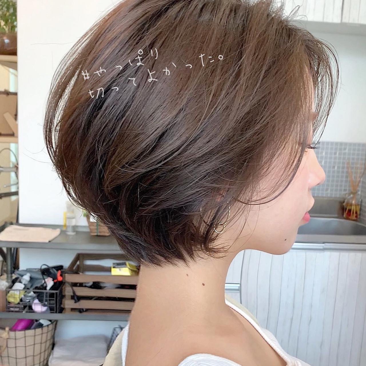 黒髪 ヘアアレンジ ナチュラル パーマ ヘアスタイルや髪型の写真・画像 | ショートボブの匠【 山内大成 】『i.hair』 / 『 i. 』 omotesando