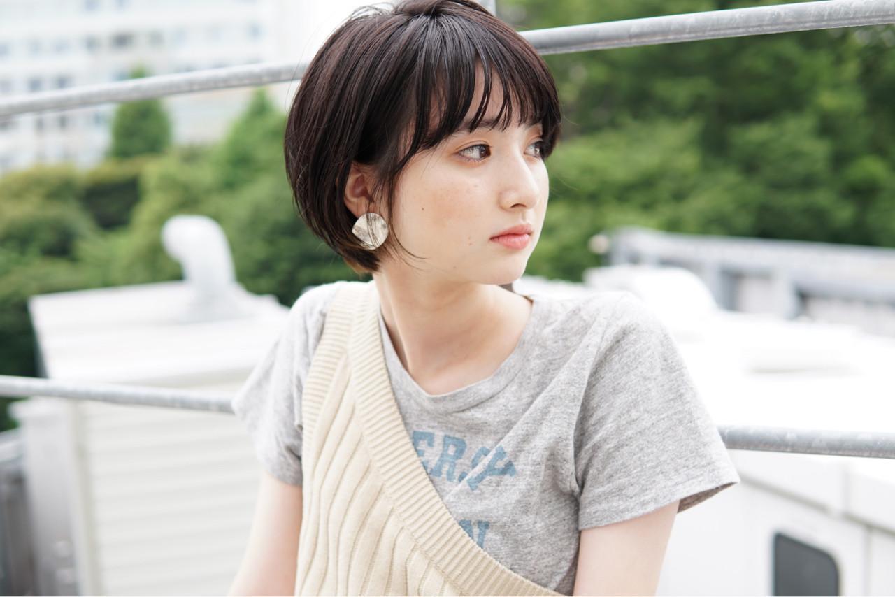 ヘアアレンジ オフィス 夏 アウトドア ヘアスタイルや髪型の写真・画像 | KOMAKI / GARDEN Tokyo