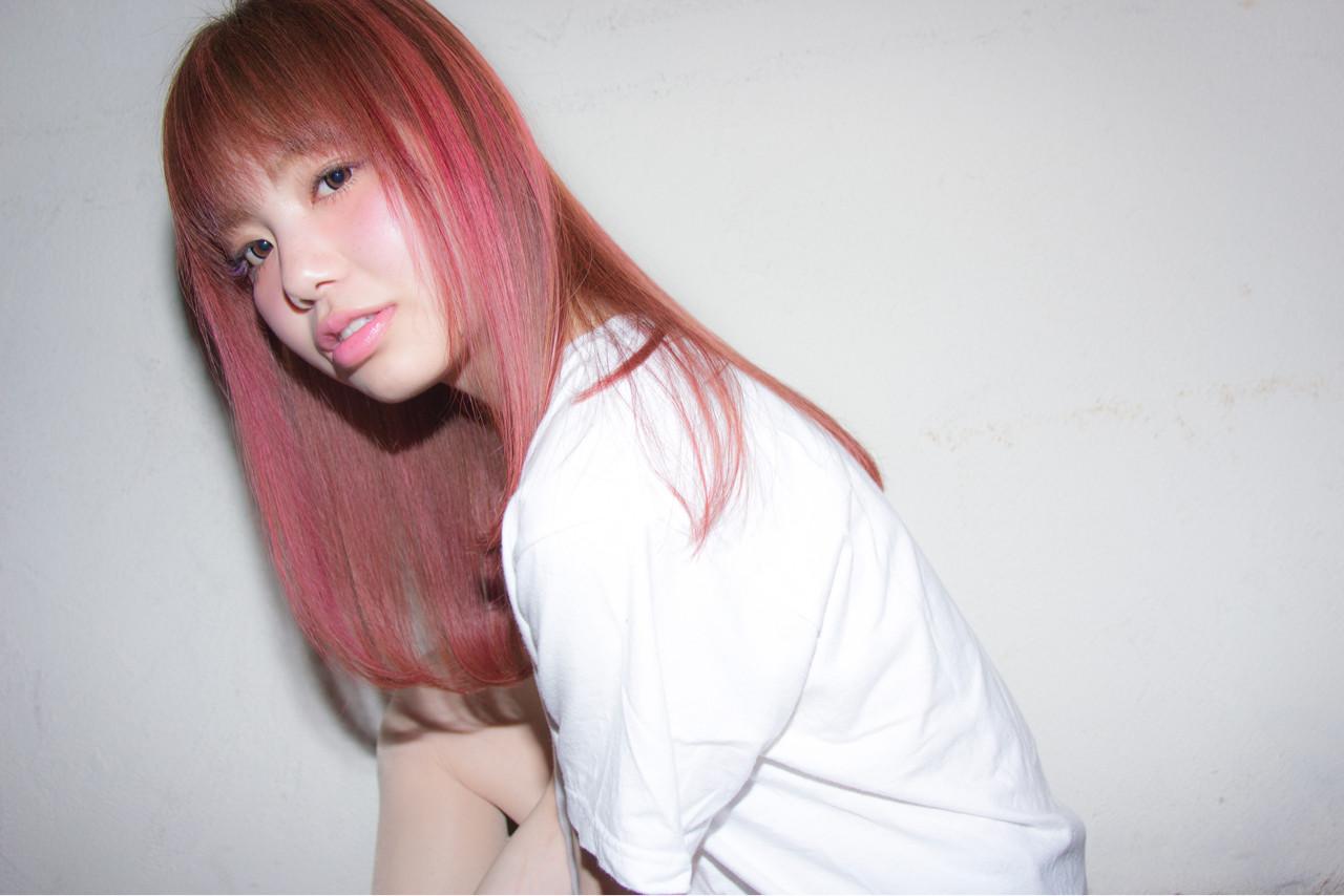 ぶれないオシャレを楽しみたい!ハイセンスな派手髪カタログ。 衣笠 雅俊 / LOGICA HAIR DESIGN