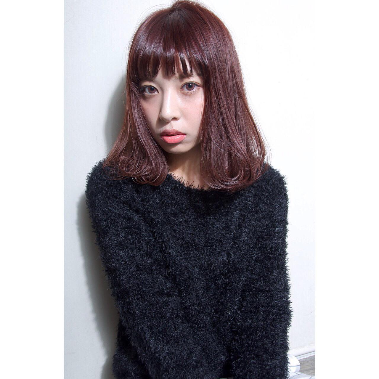 ボブ ストリート パーマ 暗髪 ヘアスタイルや髪型の写真・画像 | Ryota Yamamoto Daisy / Daisy