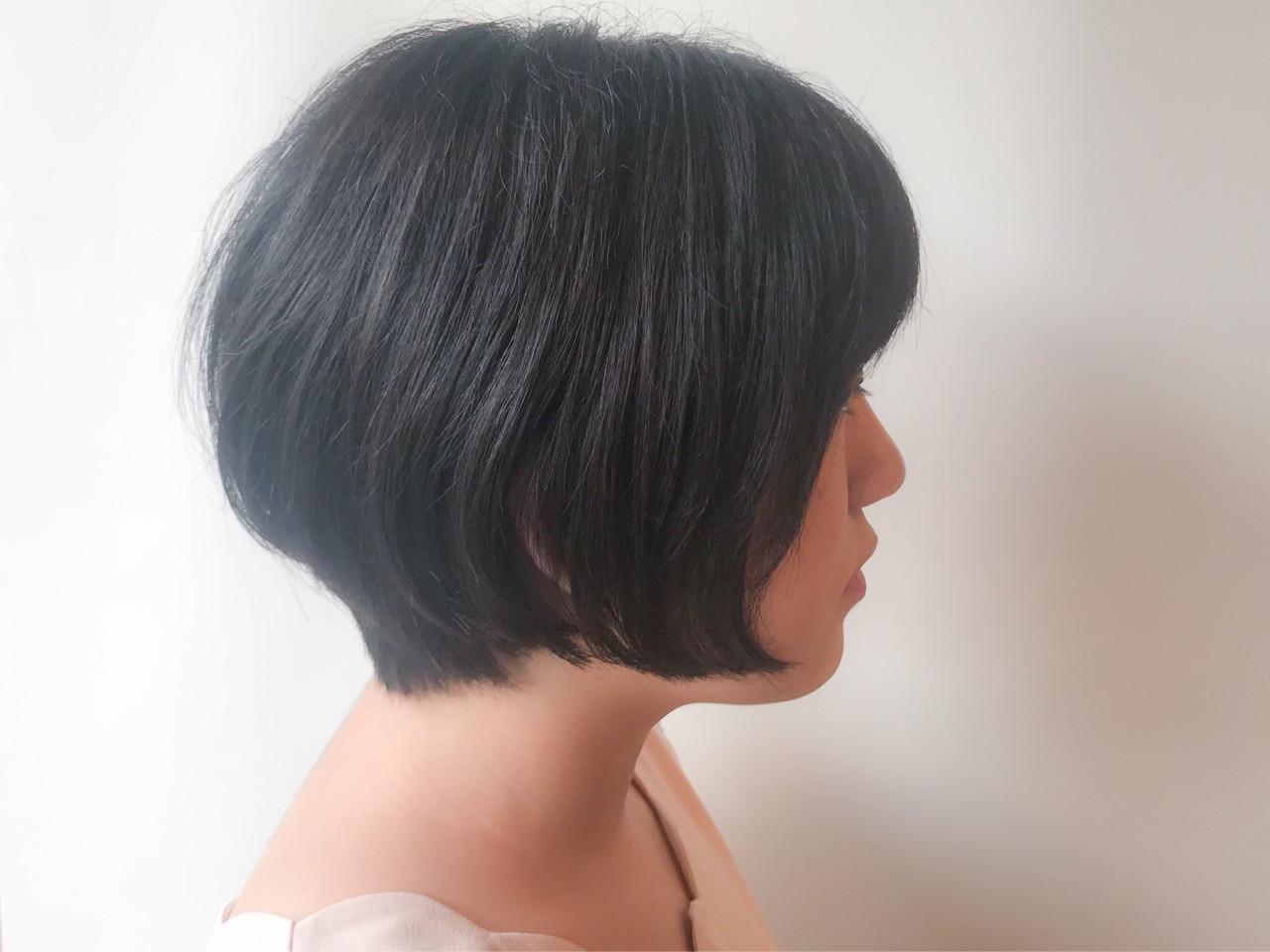 愛され モテ髪 ゆるふわ ショートボブ ヘアスタイルや髪型の写真・画像 | HIROKI / roijir / roijir
