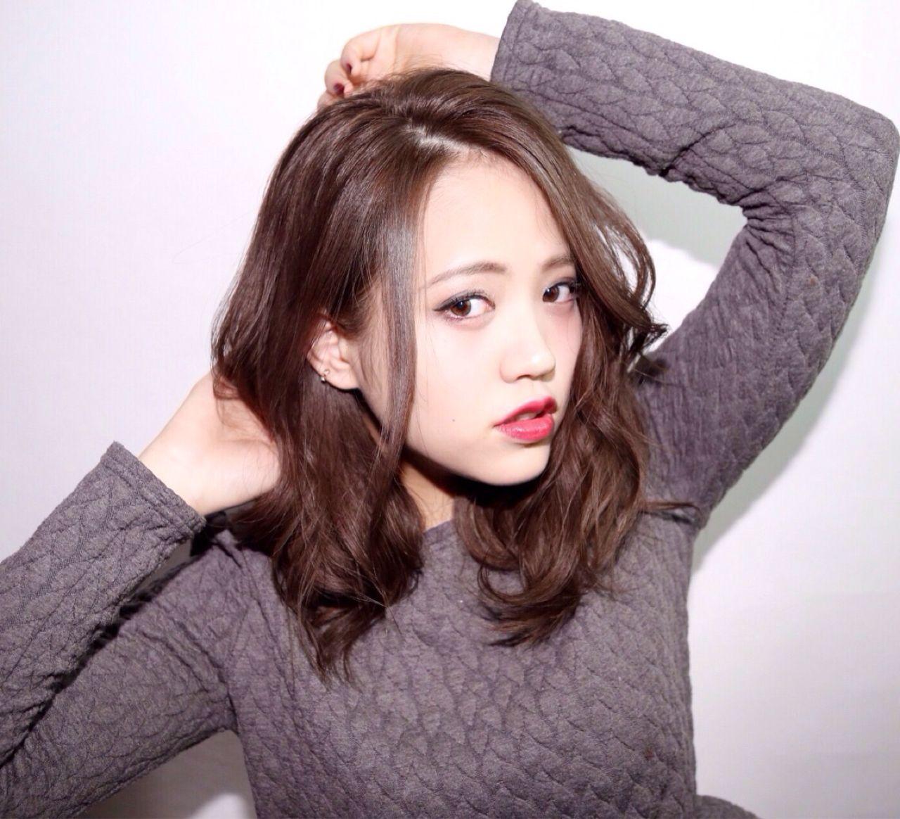 前髪が鍵?!かっこいい女になる方法♡ 福島 梓