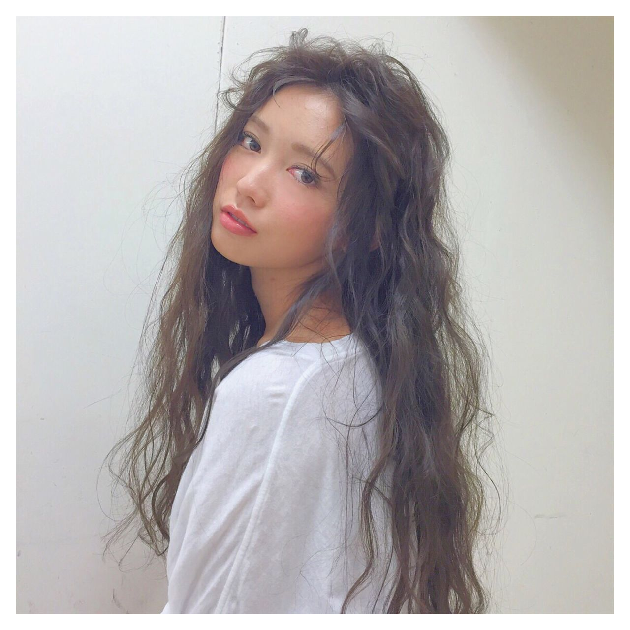 春 ロング ストリート パンク ヘアスタイルや髪型の写真・画像 | Nawa Hideyoshi / stand