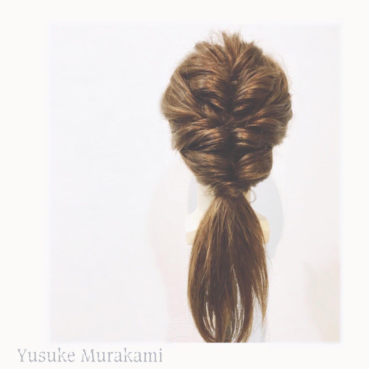 夏 大人かわいい 外国人風 ロング ヘアスタイルや髪型の写真・画像 | SAKURA 村上 ゆうすけ / Lifesalon SAKURA