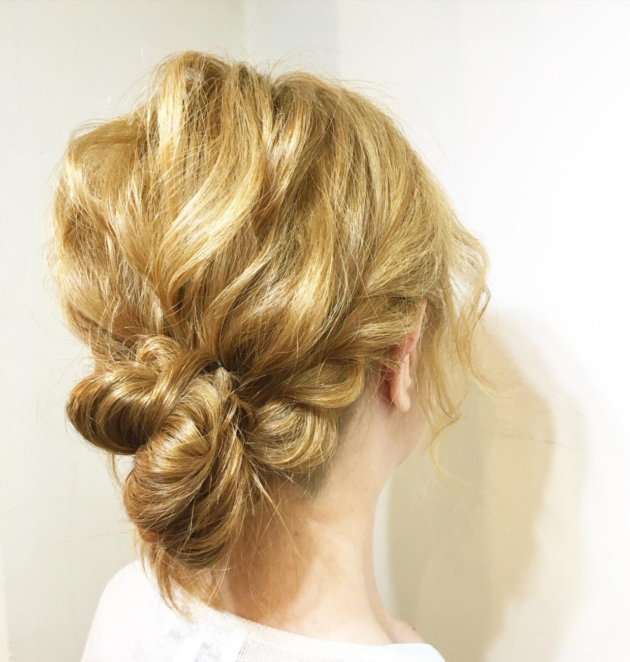 大人かわいい ポニーテール 夏 ヘアアレンジ ヘアスタイルや髪型の写真・画像 | COM PASS 太一 / COM PASS