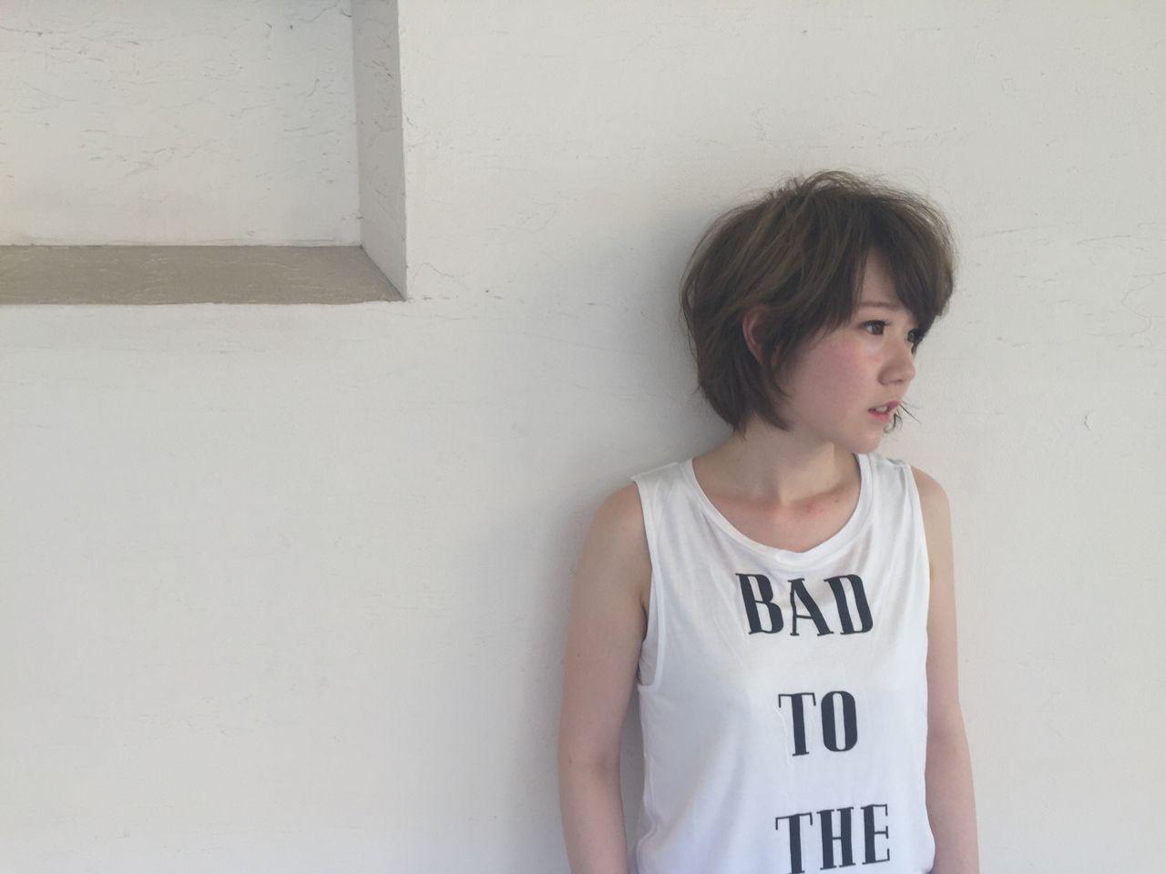 外国人風 マルサラ ウェットヘア 大人かわいい ヘアスタイルや髪型の写真・画像   水上 雅裕 / JOLF salon original