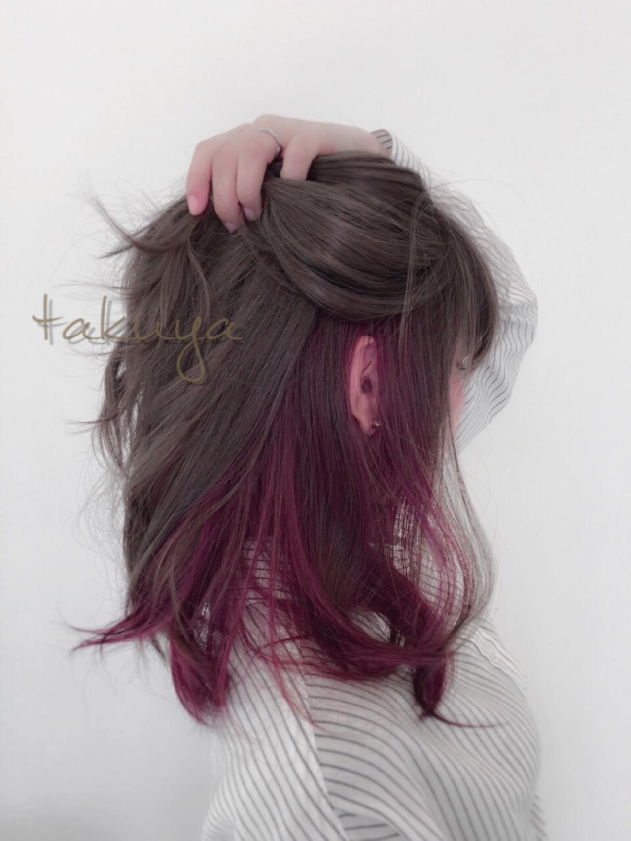 髪を春色に!パステルカラーで超絶可愛いヘアをGET♡ 小田拓矢 / Soul eater