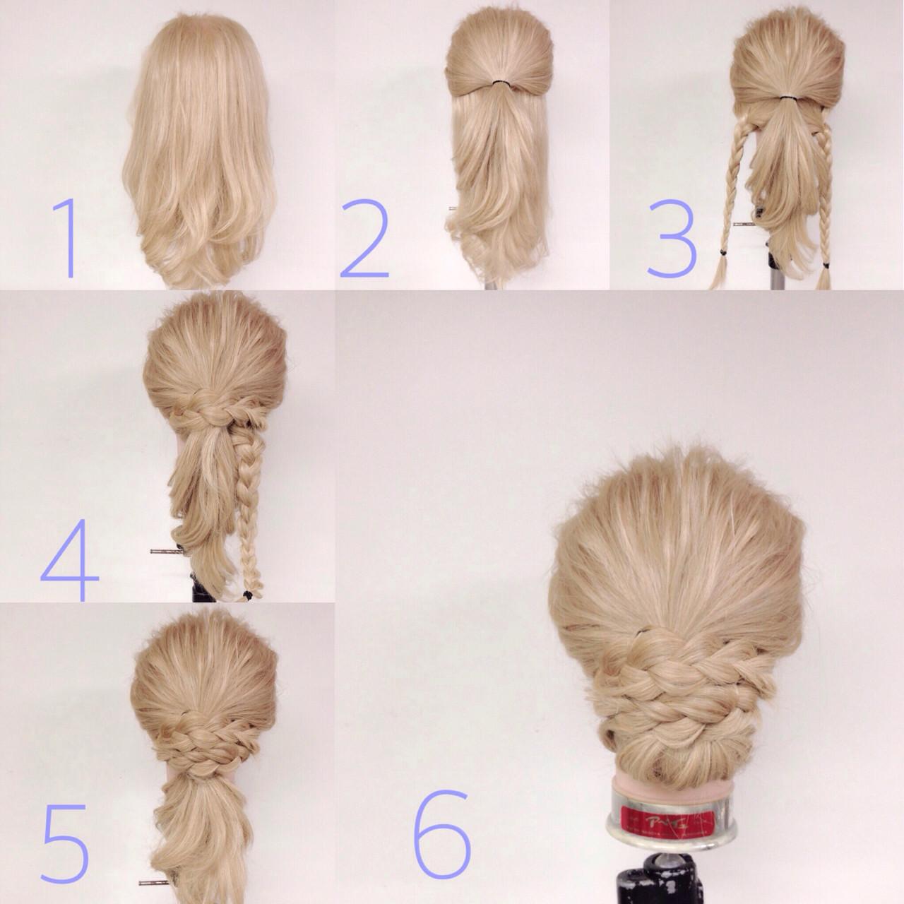 簡単可愛い♡おしゃれをランクアップさせるまとめ髪アレンジ5選 あだち きみよ