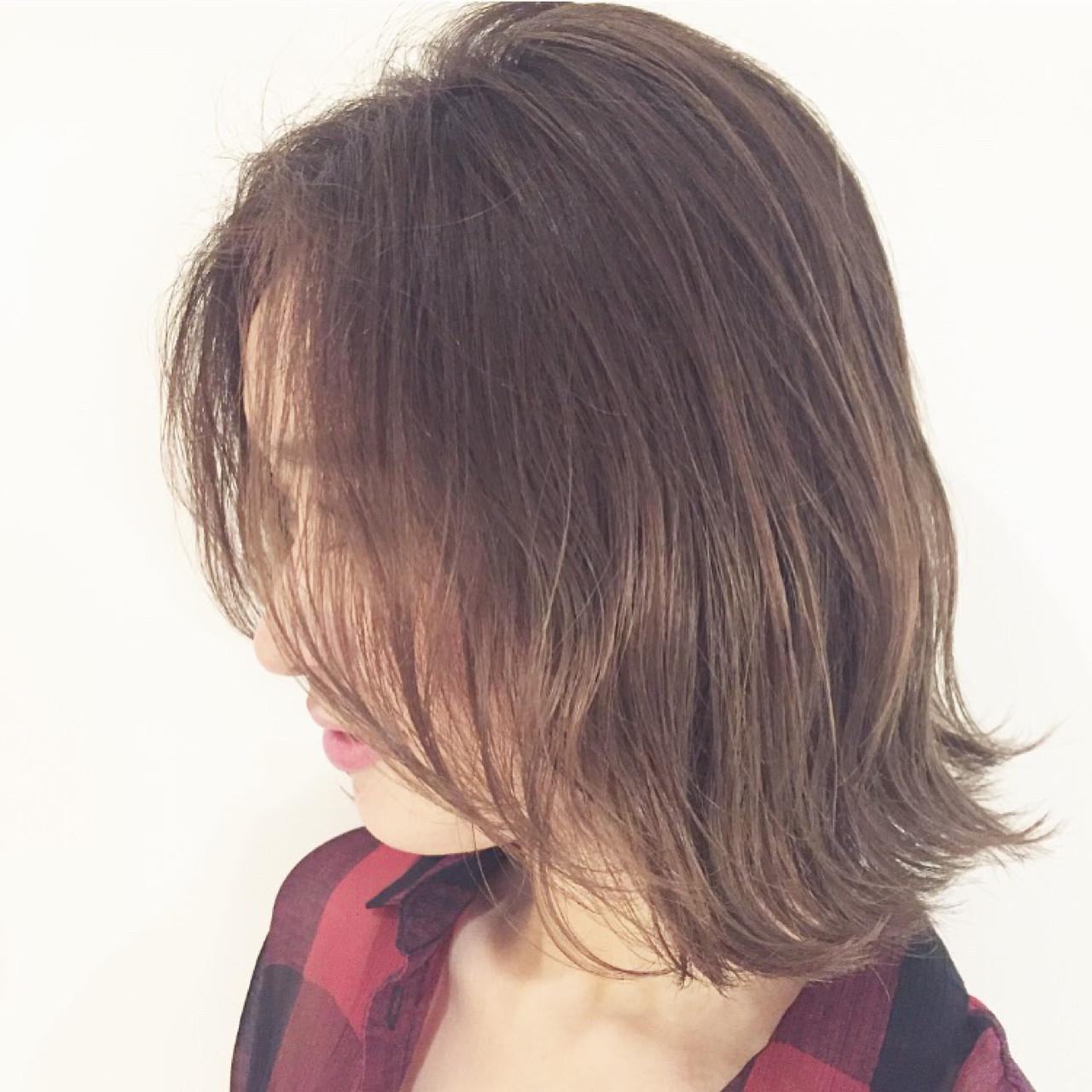 外国人風 前髪あり 夏 アッシュ ヘアスタイルや髪型の写真・画像 | 青沼 茜 / NORA hair salon
