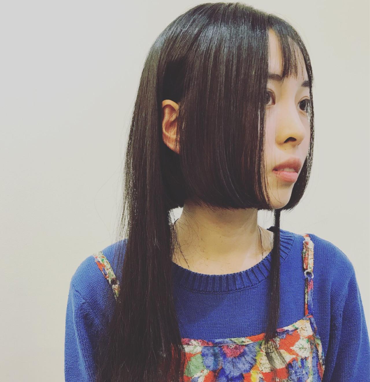 パーマ アンニュイ ボブ リラックス ヘアスタイルや髪型の写真・画像 | 飯島 直彬 / SEES HAIR