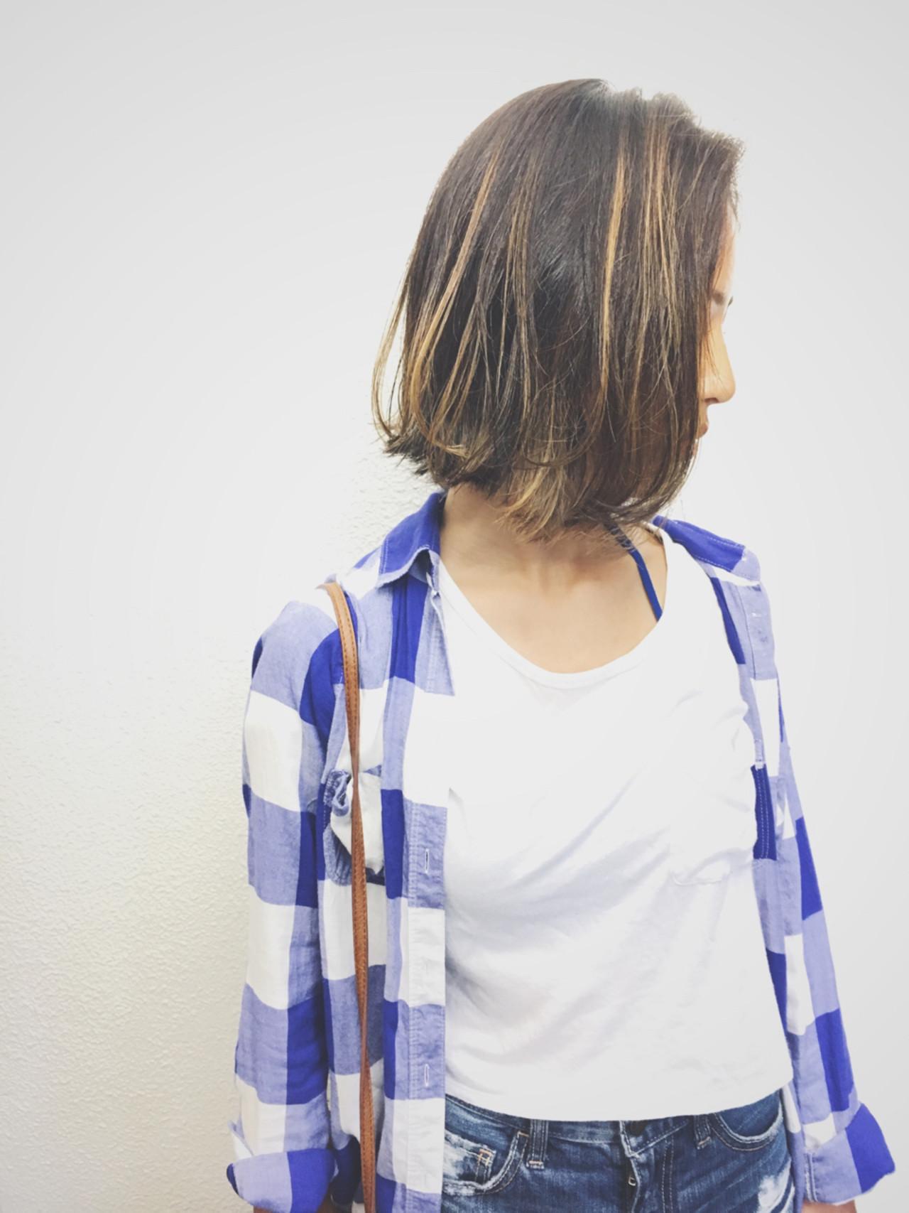 外国人風 ショート 簡単ヘアアレンジ 色気 ヘアスタイルや髪型の写真・画像 | 金子大企 / HOMIE TOKYO
