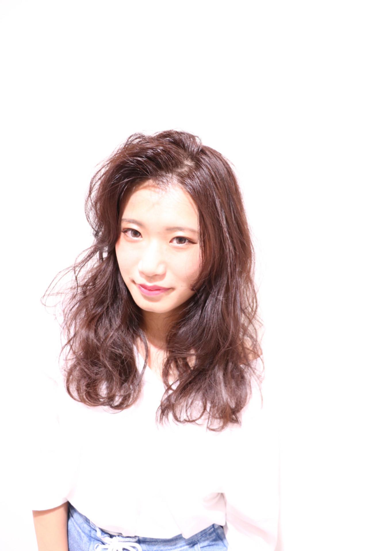 セミロング ナチュラル ショート 簡単ヘアアレンジ ヘアスタイルや髪型の写真・画像 | 近藤裕介 / チェルシー梅田