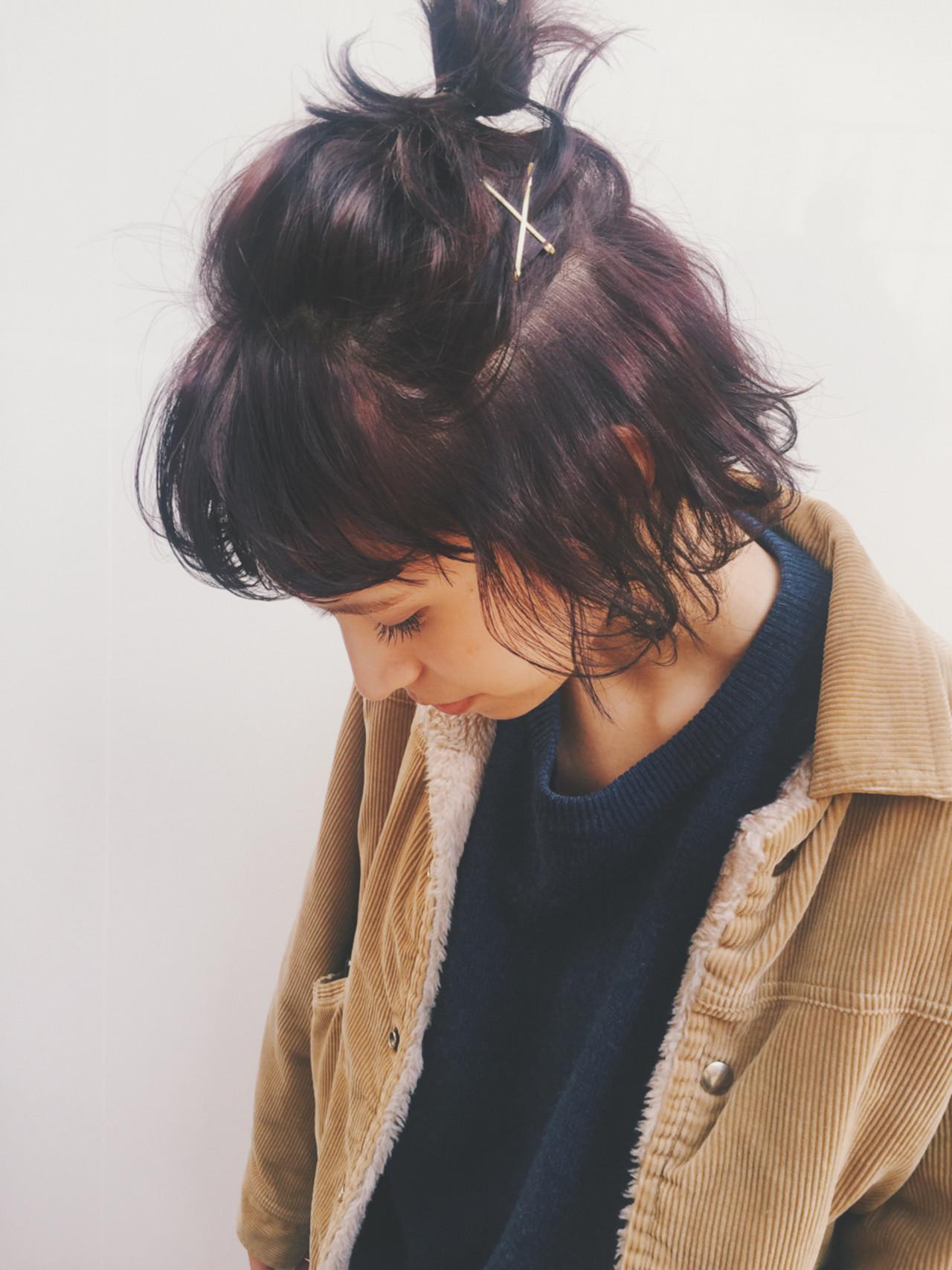 外国人風 パーマ ストリート 外ハネ ヘアスタイルや髪型の写真・画像 | 井上 直洋 / surface hair