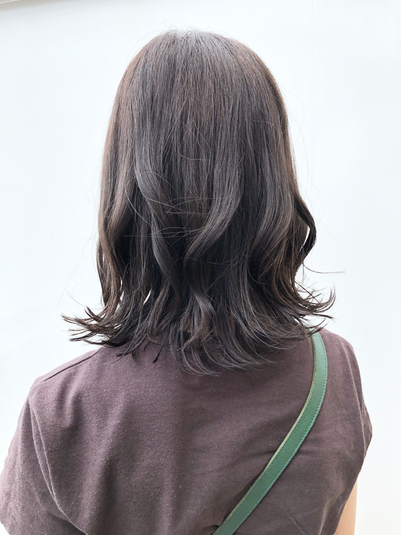 グレージュ アウトドア デート ナチュラル ヘアスタイルや髪型の写真・画像 | 出塩 浩之 / MORIO FROM LONDON さいたま新都心