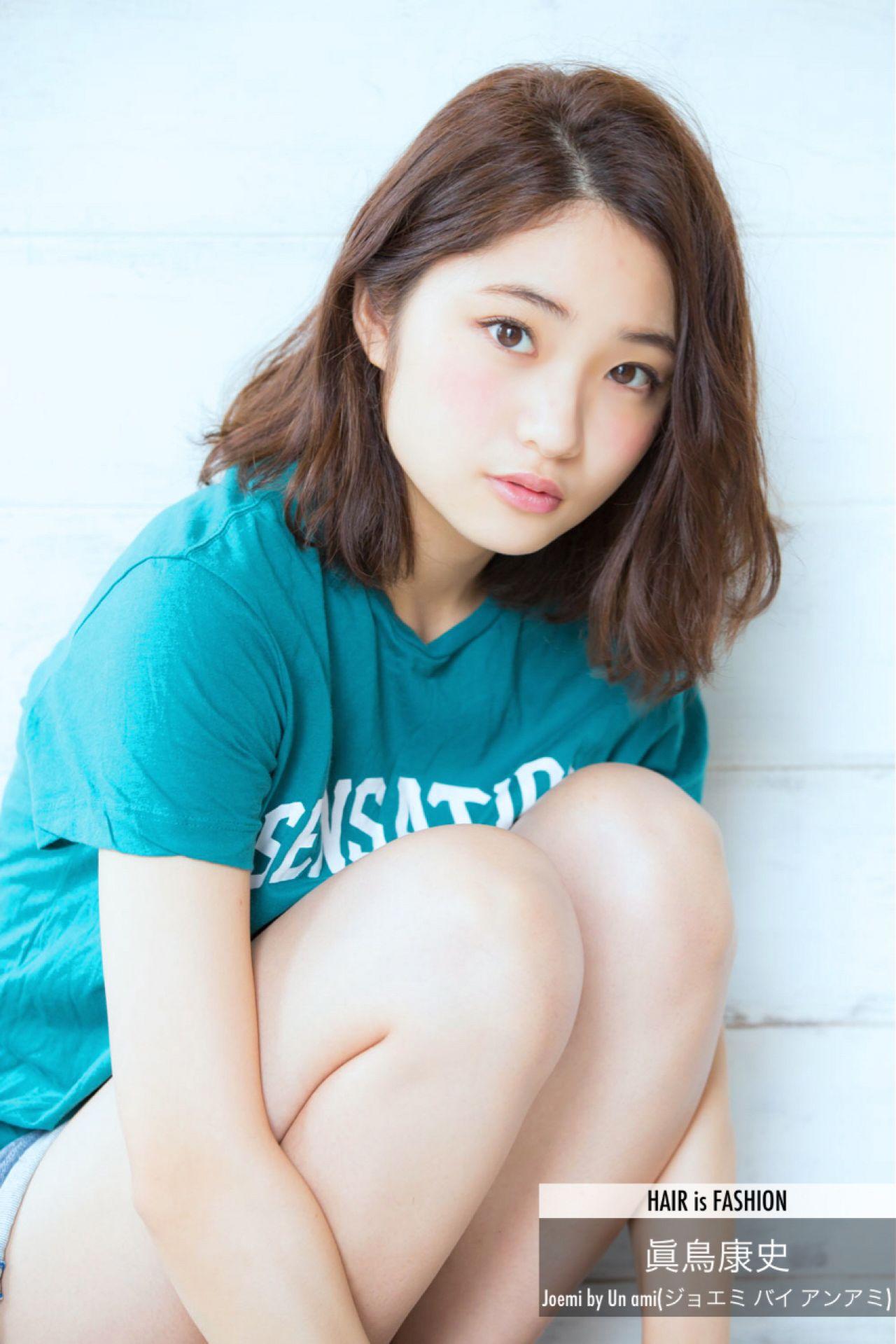 この秋、モテの基本は「ロブ」。海外セレブの間で話題になった髪型が日本でも流行中! 眞鳥康史 / joemi by Un ami