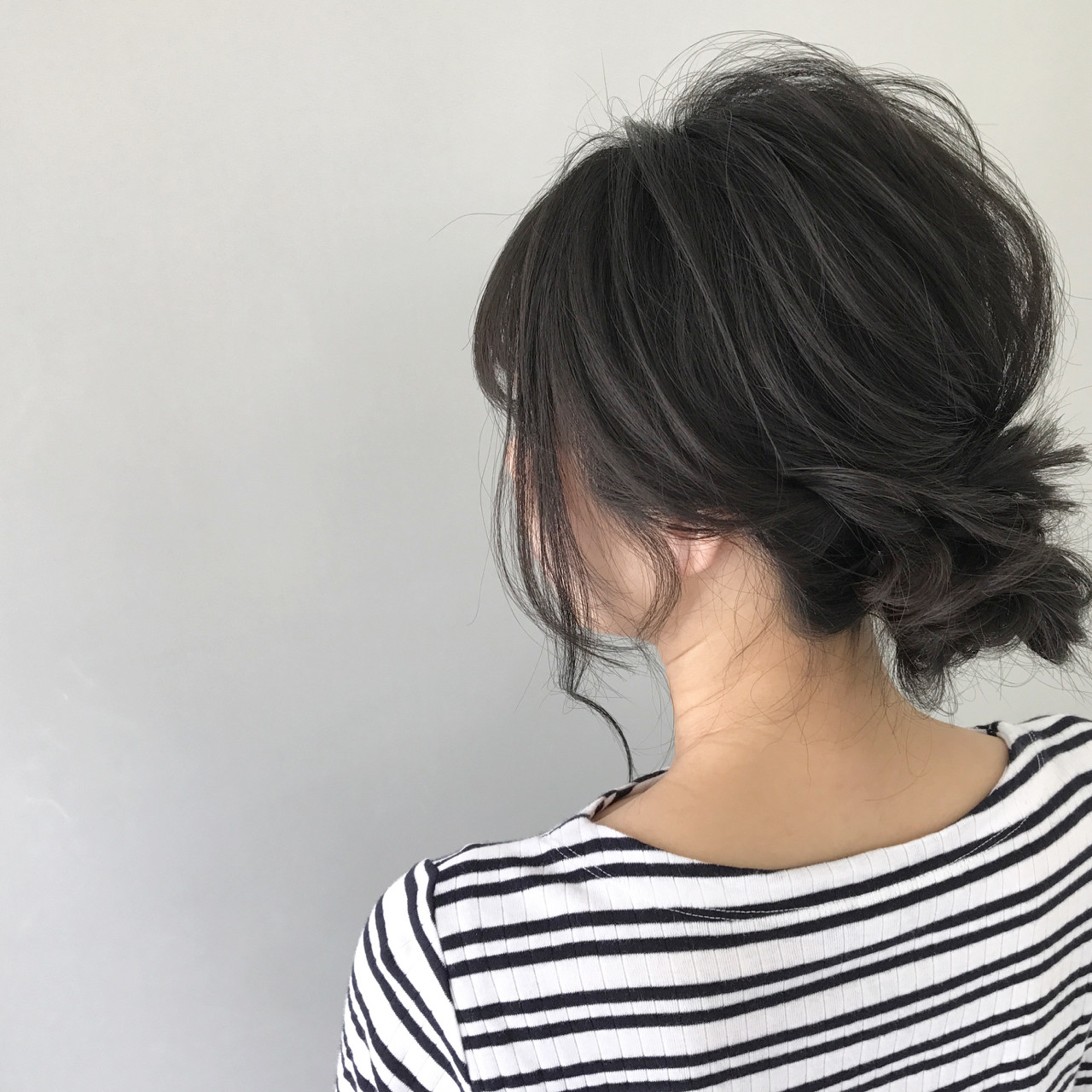 ナチュラル ヘアアレンジ 結婚式 デート ヘアスタイルや髪型の写真・画像 | 新谷 朋宏 / Free hairstylist shinya