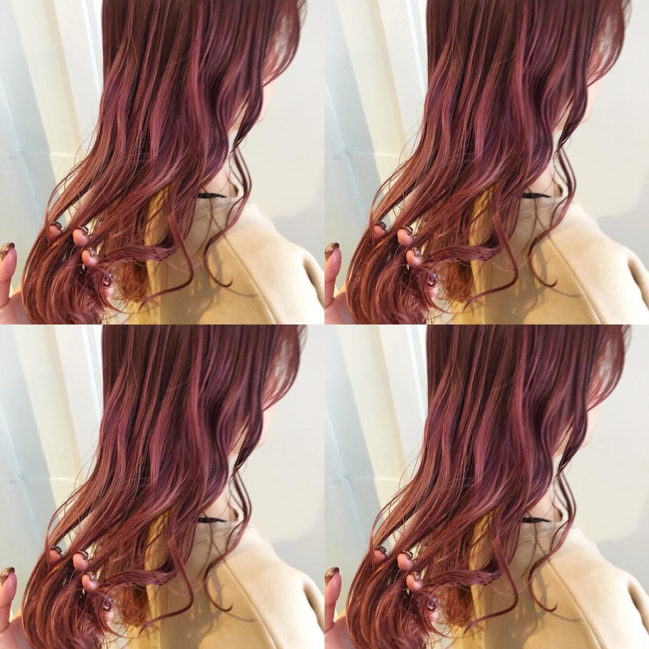 ロング アウトドア ヘアアレンジ ナチュラル ヘアスタイルや髪型の写真・画像 | 犬島麻姫子 / オルチャンヘアスタイルおまかせください