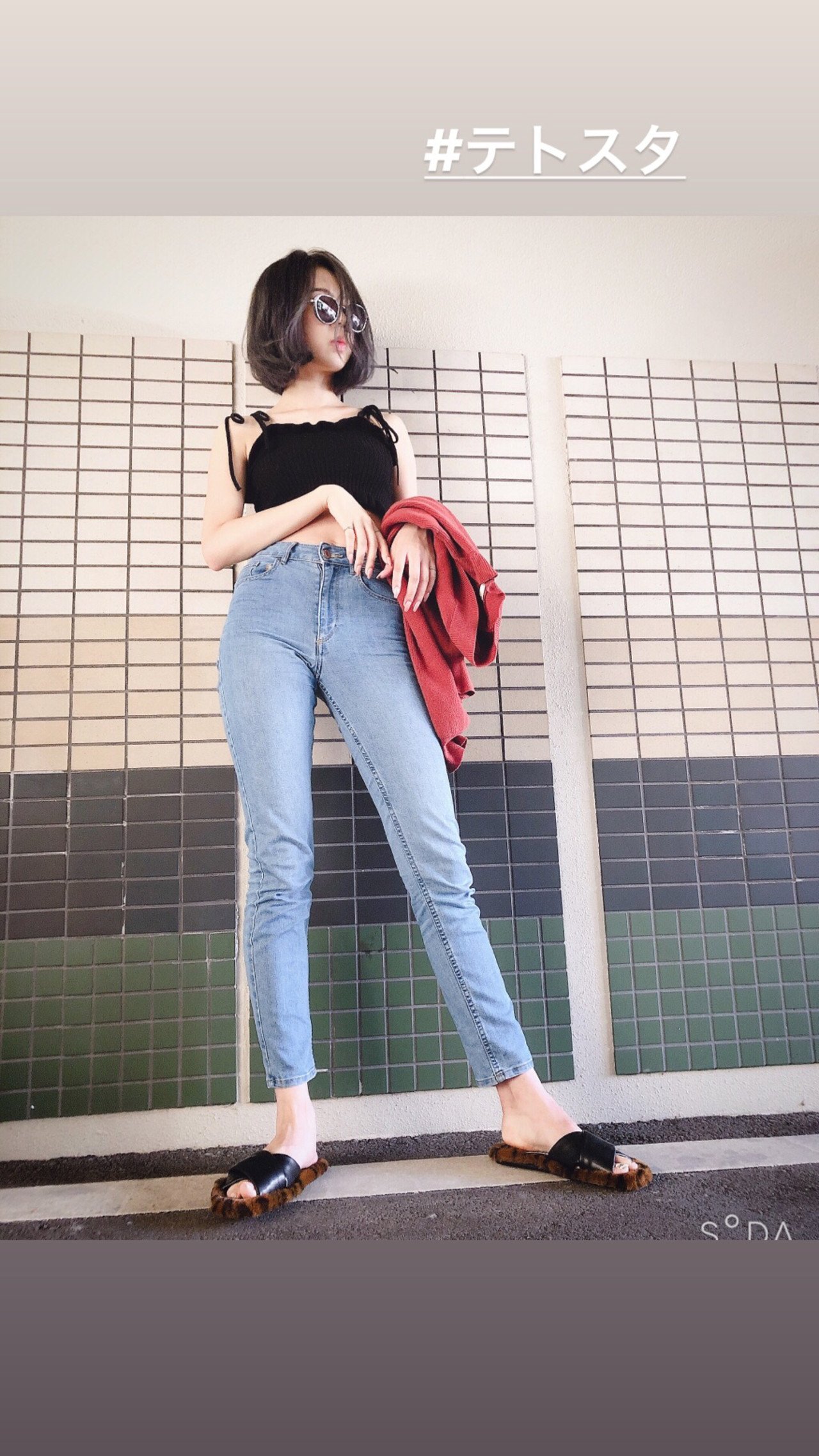 外国人風カラー ボブ ミニボブ バレイヤージュ ヘアスタイルや髪型の写真・画像   Takashi Tetone / SHIKIO HAIR DESIGN