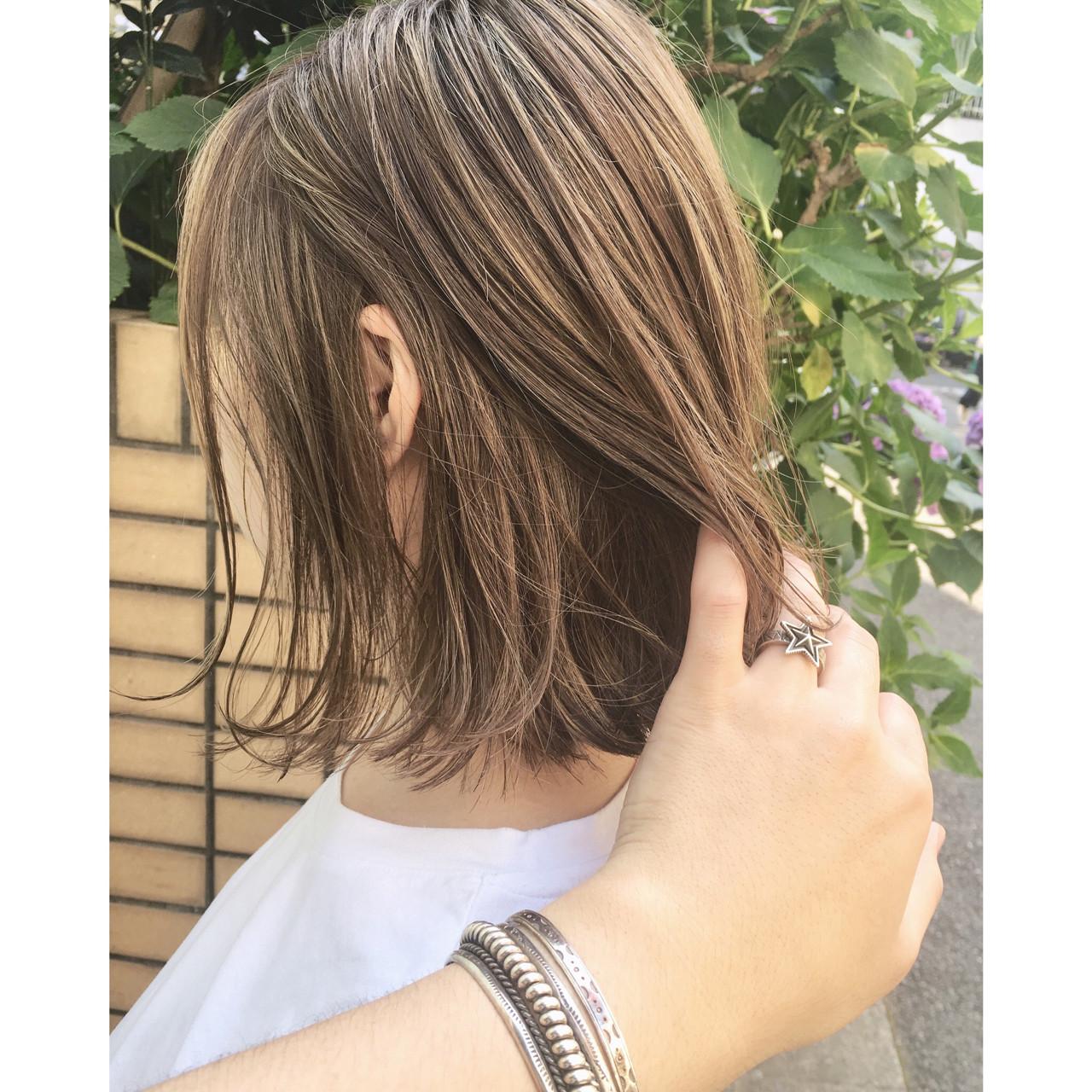 グラデーションカラー ゆるふわ 大人かわいい ストリート ヘアスタイルや髪型の写真・画像   スガ シュンスケ / Tierra (ティエラ)