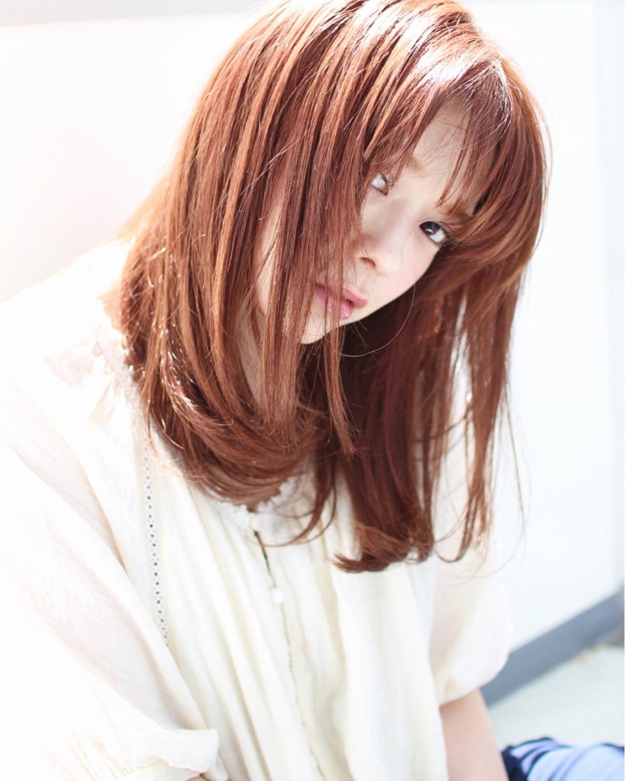 波ウェーブ 外ハネ ピュア ストリート ヘアスタイルや髪型の写真・画像 | 亀山 直紀 / Ash 二子玉川