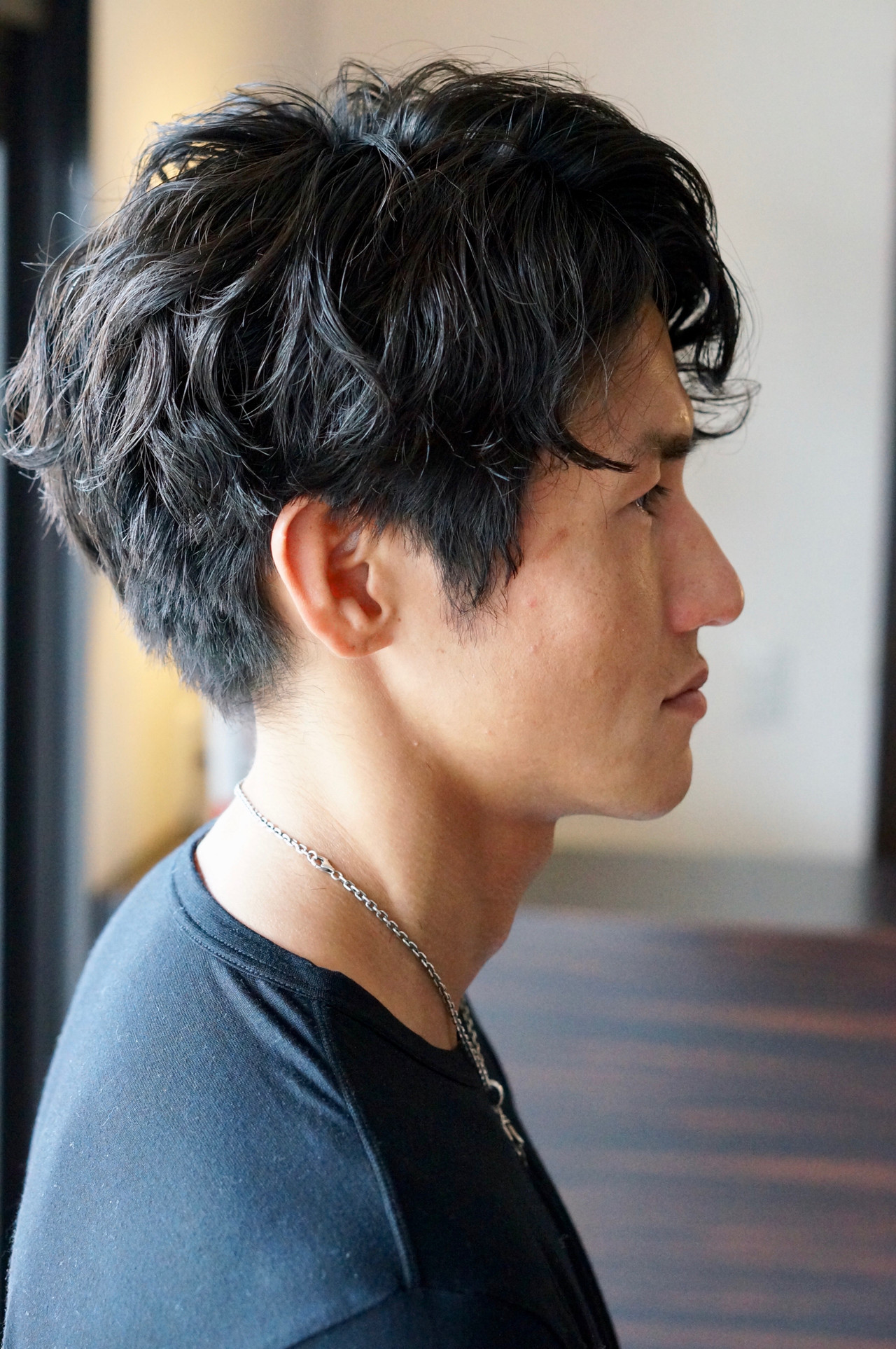 ショート メンズヘア ストリート メンズショート ヘアスタイルや髪型の写真・画像 | 高野康弘 / giorno【ジョルノ】