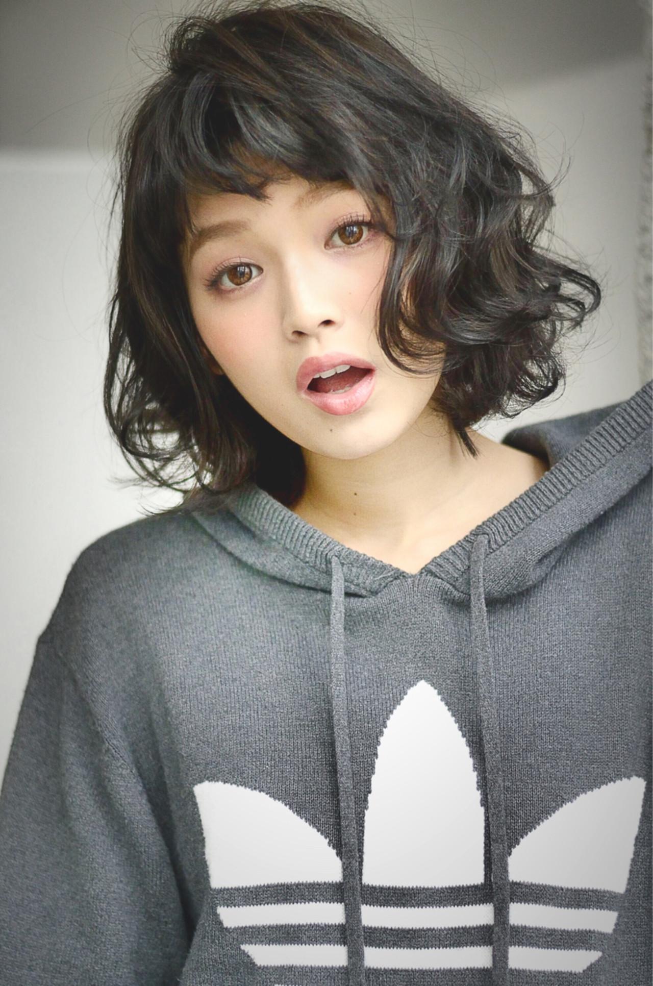 新しい出会いに向けて可愛さ倍増計画♡パーマで春らしさを先取り。 中川 貴博 / Kate