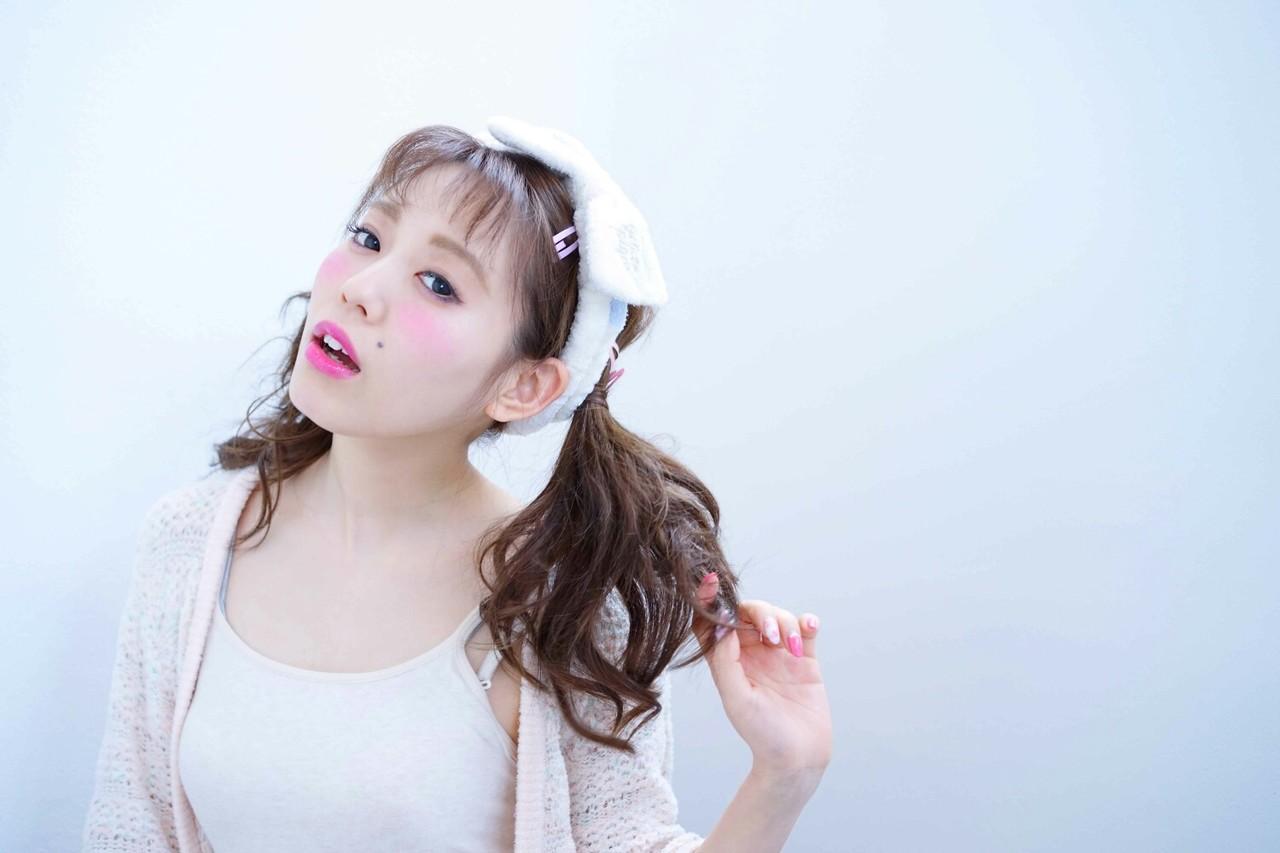 「幼いね」なんて言わせない。大人になった今だからやりたい #大人ツインテール 今田 亮 / Ciel Hairdesign