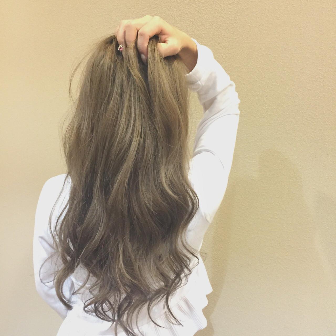 新色で灰白色の透け髪に。2016年春夏は「フレンチカラー」で決まり♪ 久保大紀 / natureJAPAN