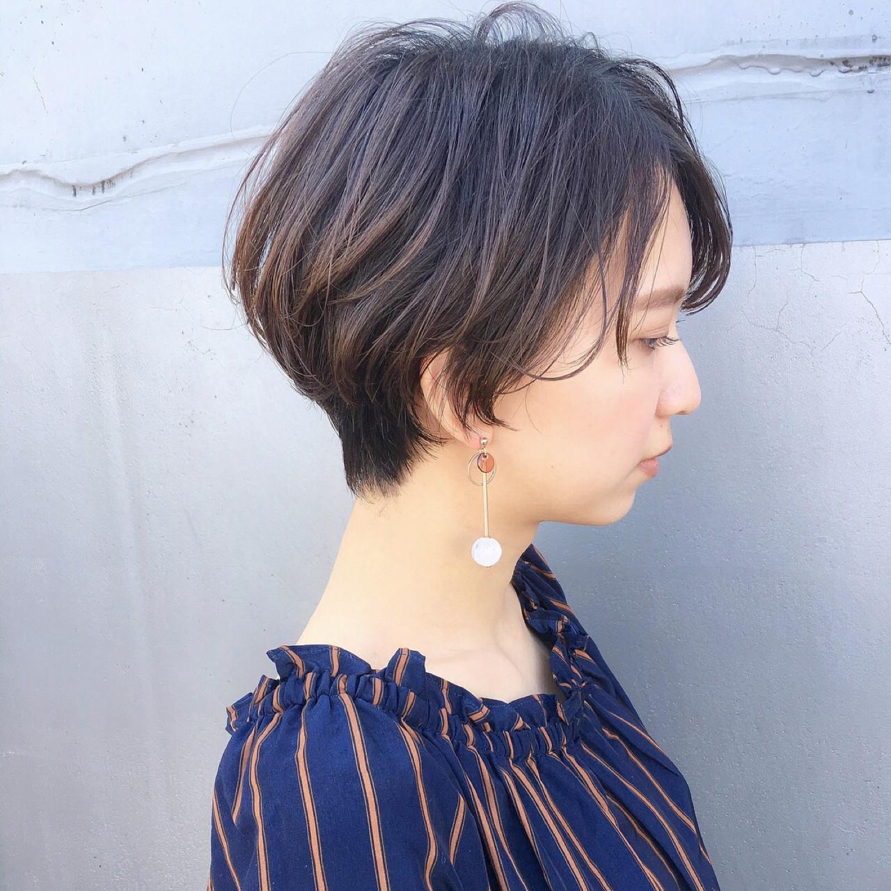 ウェーブ 色気 大人かわいい ゆるふわ ヘアスタイルや髪型の写真・画像   ショートボブの匠【 山内大成 】『i.hair』 / 『 i. 』 omotesando
