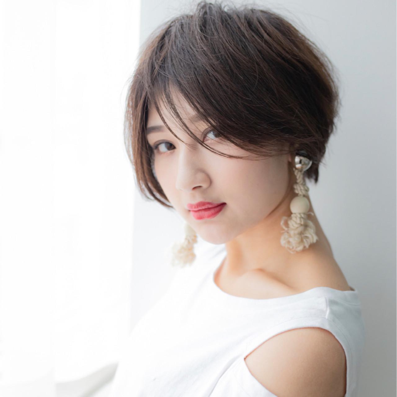 エフォートレス ゆるふわ 涼しげ 抜け感 ヘアスタイルや髪型の写真・画像 | 伊藤 大樹 / Lufeli