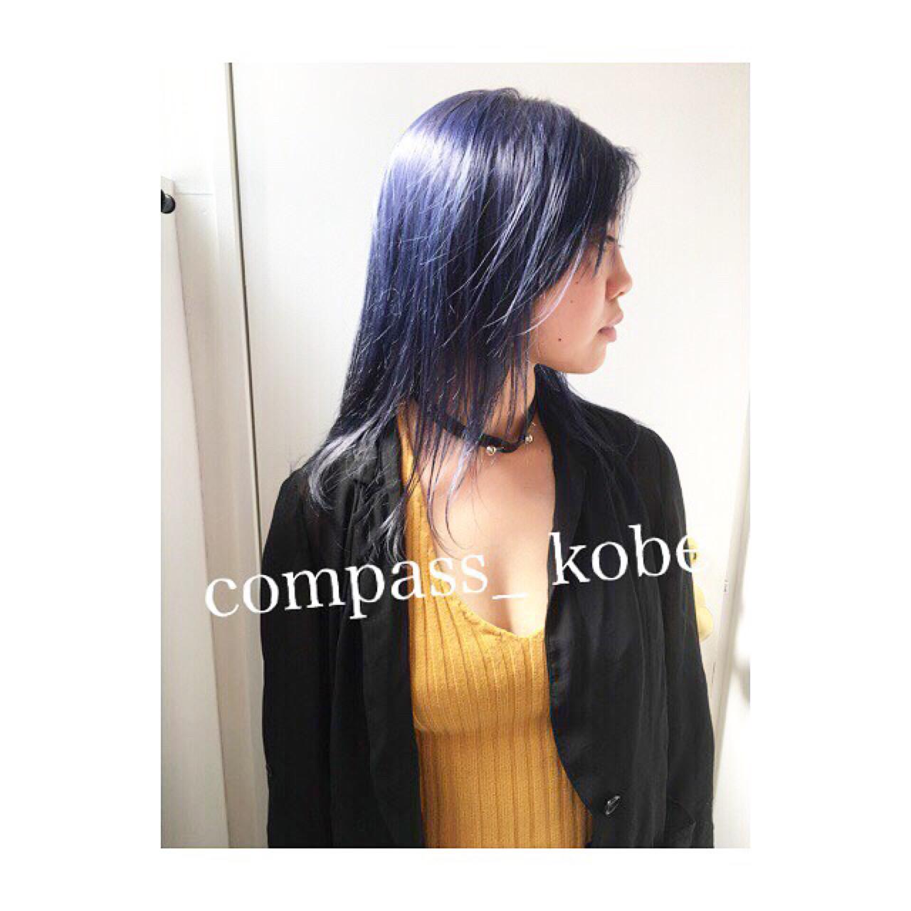 スポーツ ショート ミディアム オリーブアッシュ ヘアスタイルや髪型の写真・画像 | COM PASS 太一 / COM PASS