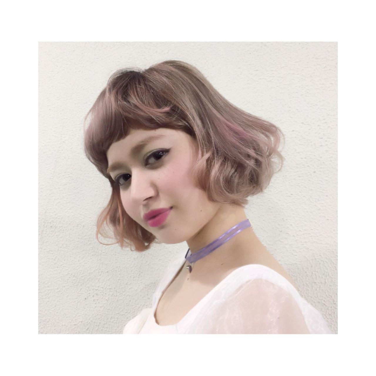 夏の髪色、もう決まった?可愛すぎて気分底上げのヘアカラーをご紹介♪ Eri Yoshikawa / BLANCO