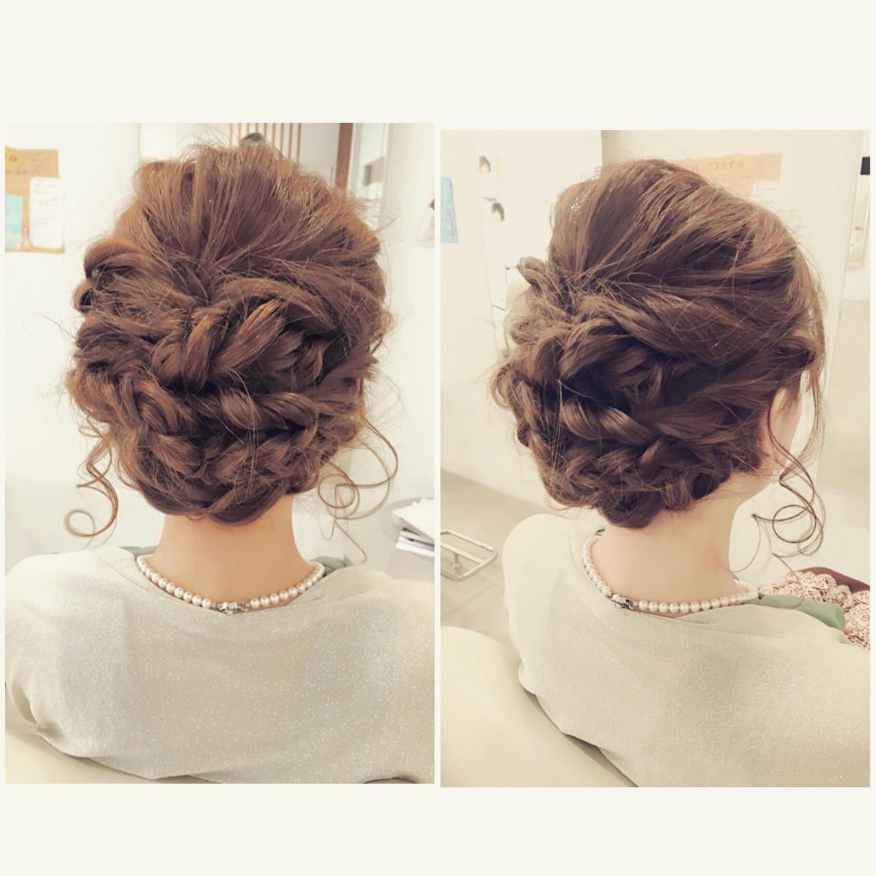 ゆるふわ フェミニン ヘアアレンジ ハーフアップヘアスタイルや髪型の写真・画像