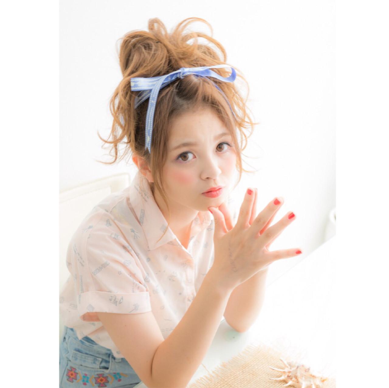 ミディアム アップスタイル ショート ヘアアレンジ ヘアスタイルや髪型の写真・画像 | アンディーヌ 黒田 真弘 / undine  アンディーヌ