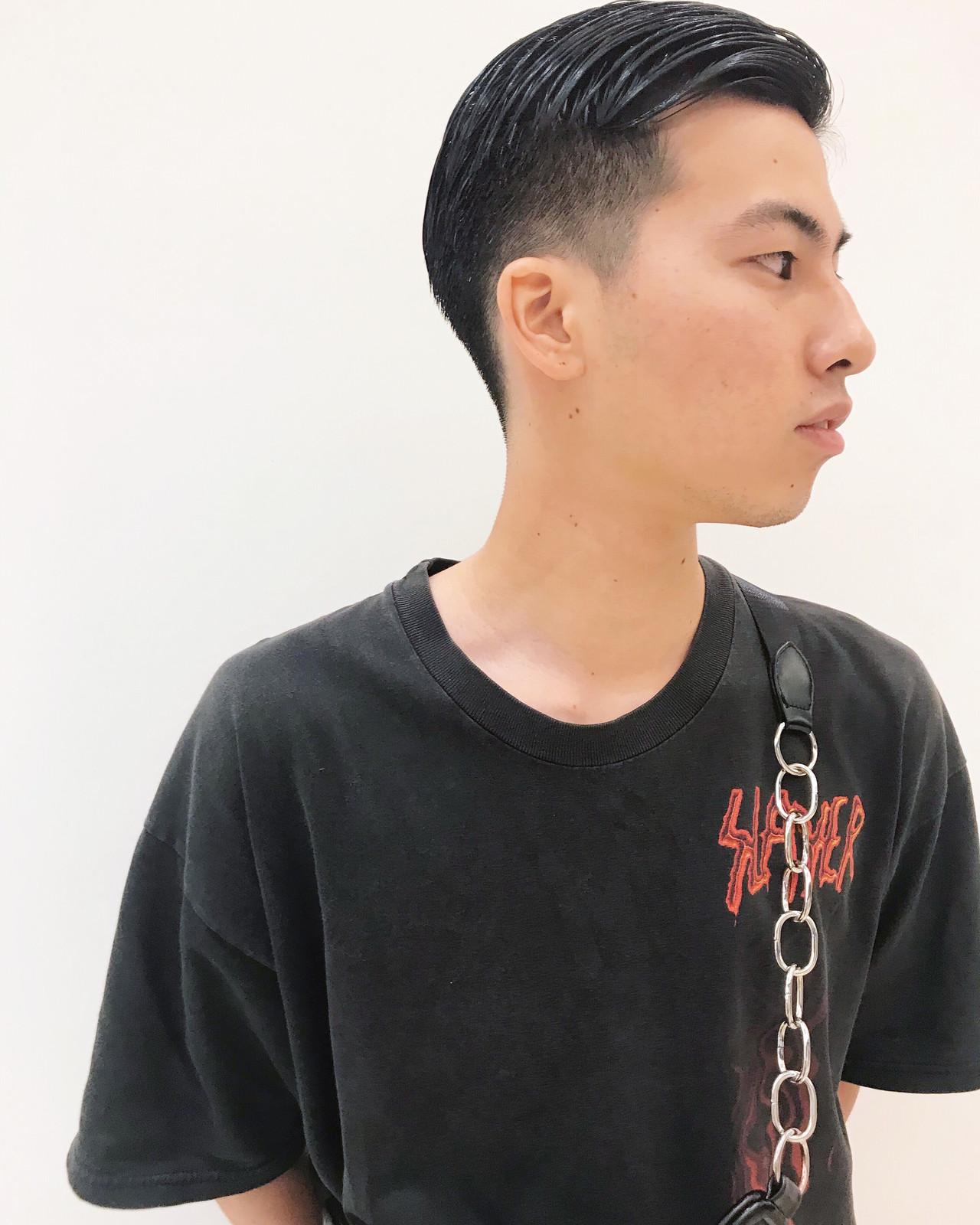 モード メンズショート メンズヘア メンズカット ヘアスタイルや髪型の写真・画像   遠藤広陵 / mod's hair仙台PARCO店