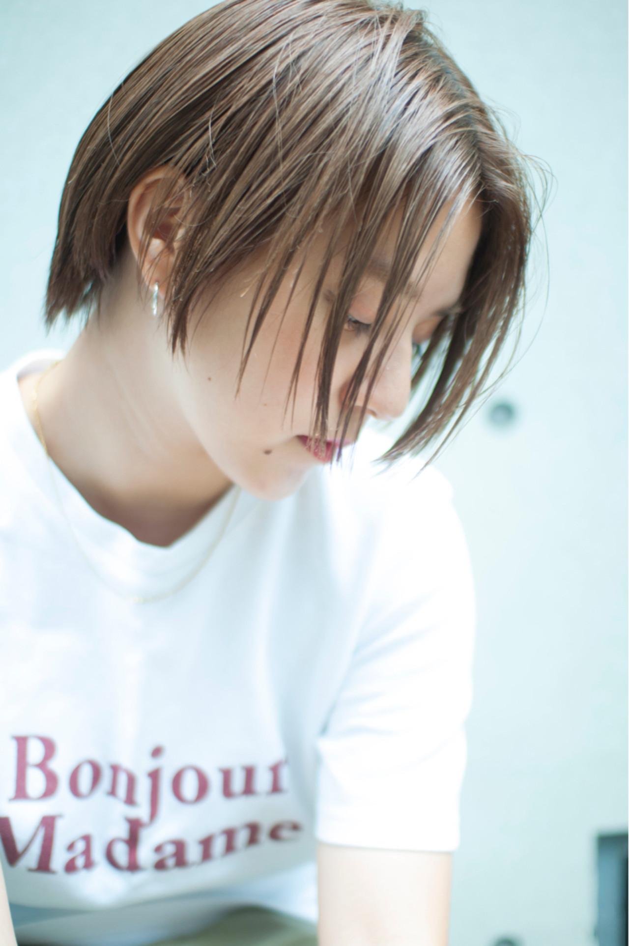 ゆるふわ 抜け感 スポーツ ストリート ヘアスタイルや髪型の写真・画像 | 力石サトシ HOMIE Tokyo /   HOMIE TOKYO