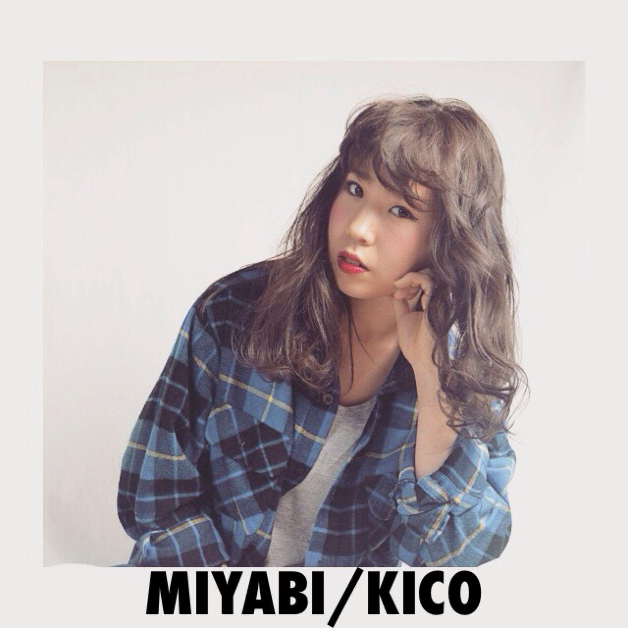 ふわふわ女子になりたい子、集まれ!!愛され女子はみーーんな天使の羽根を持っている?! Miyabi / kico