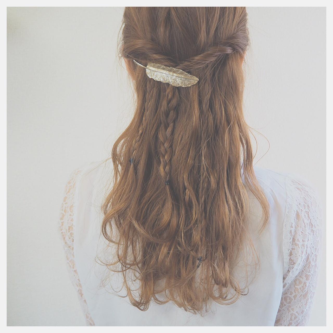 モテ髪 ヘアアレンジ 愛され ショート ヘアスタイルや髪型の写真・画像 | chiaki / magnet hair
