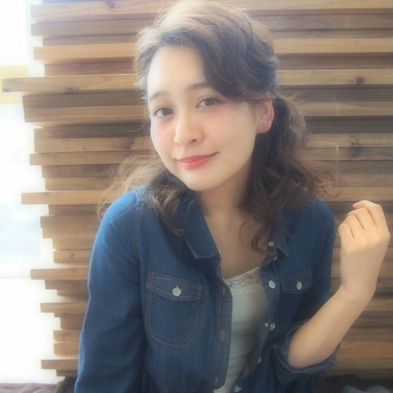 3分でワンランク上のオシャレママさんに!忙しい人のためのヘアアレンジ特集。 miharu