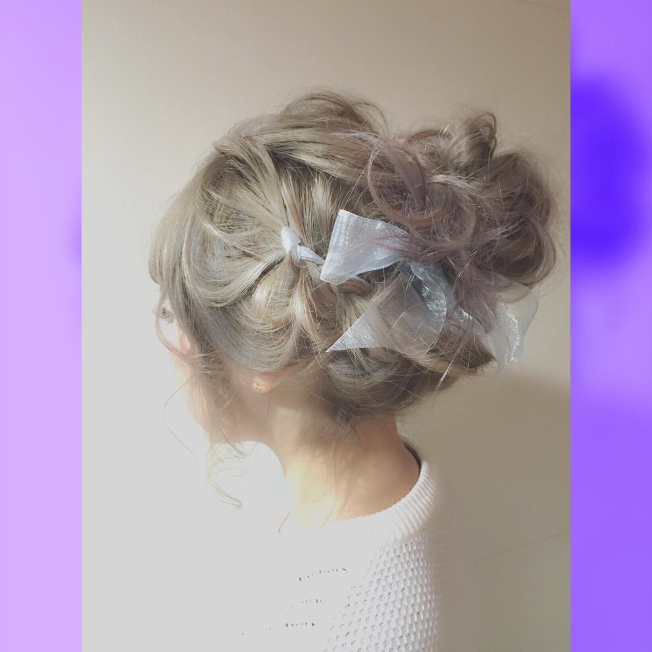 ショート ミディアム ゆるふわ 大人かわいい ヘアスタイルや髪型の写真・画像   MOTAI / Wille / Wille