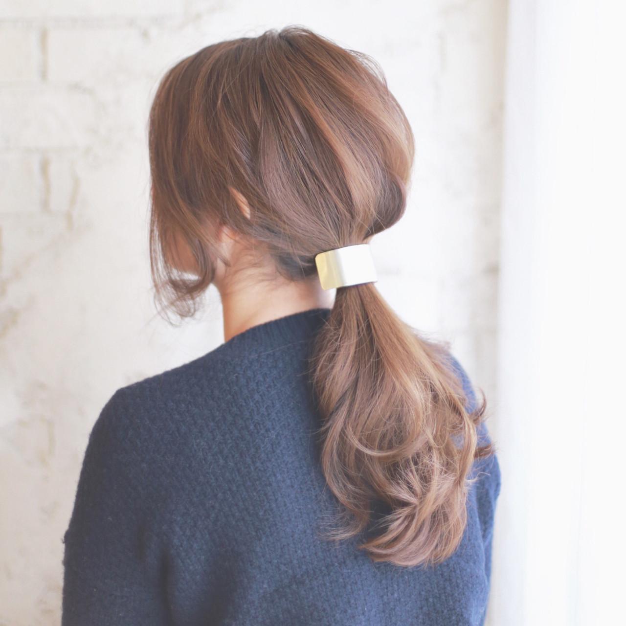 ゆるふわ ショート 簡単ヘアアレンジ 大人かわいい ヘアスタイルや髪型の写真・画像 | 谷本将太 nalu hair / nalu hair  (ナルーヘアー)