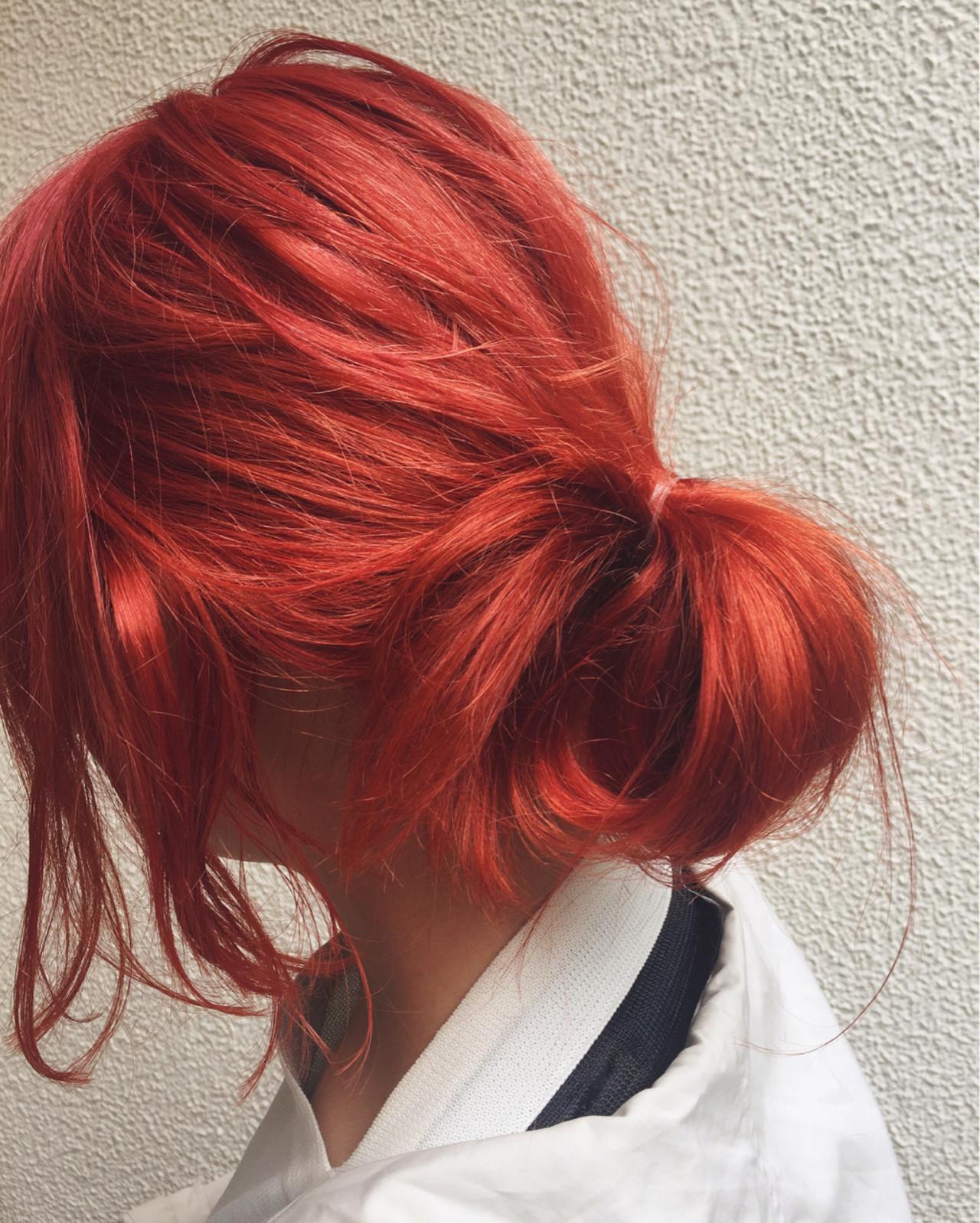 ぶれないオシャレを楽しみたい!ハイセンスな派手髪カタログ。 yuji_yamaguchi / bloc