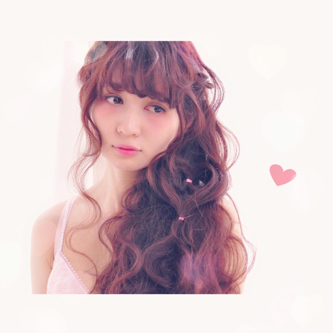 簡単ヘアアレンジ ヘアアレンジ ショート ロング ヘアスタイルや髪型の写真・画像 | 奥村 祐亮 / FIX-UP