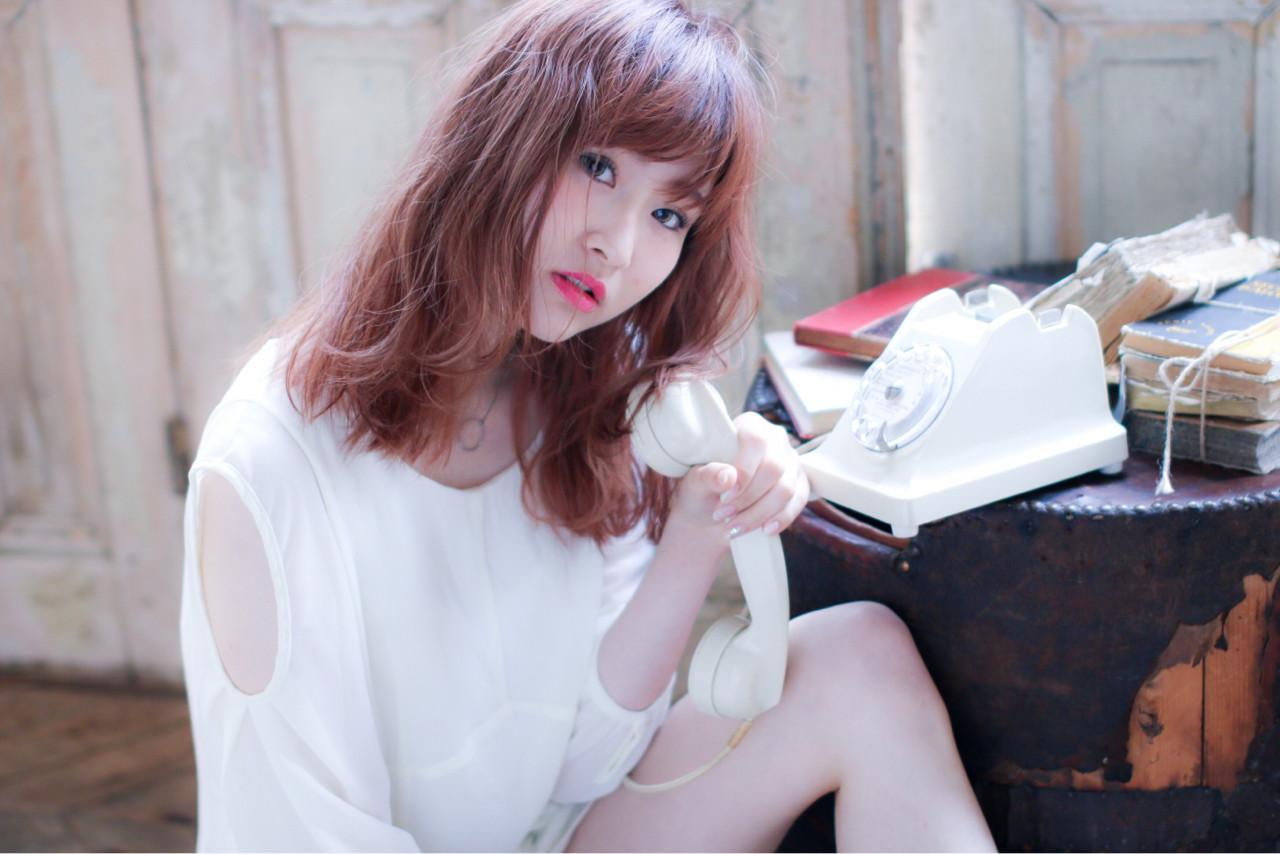 思い通りのスタイルになれる!ミディアム×パーマ七変化♡ 中村 大輔 / feuille•copain