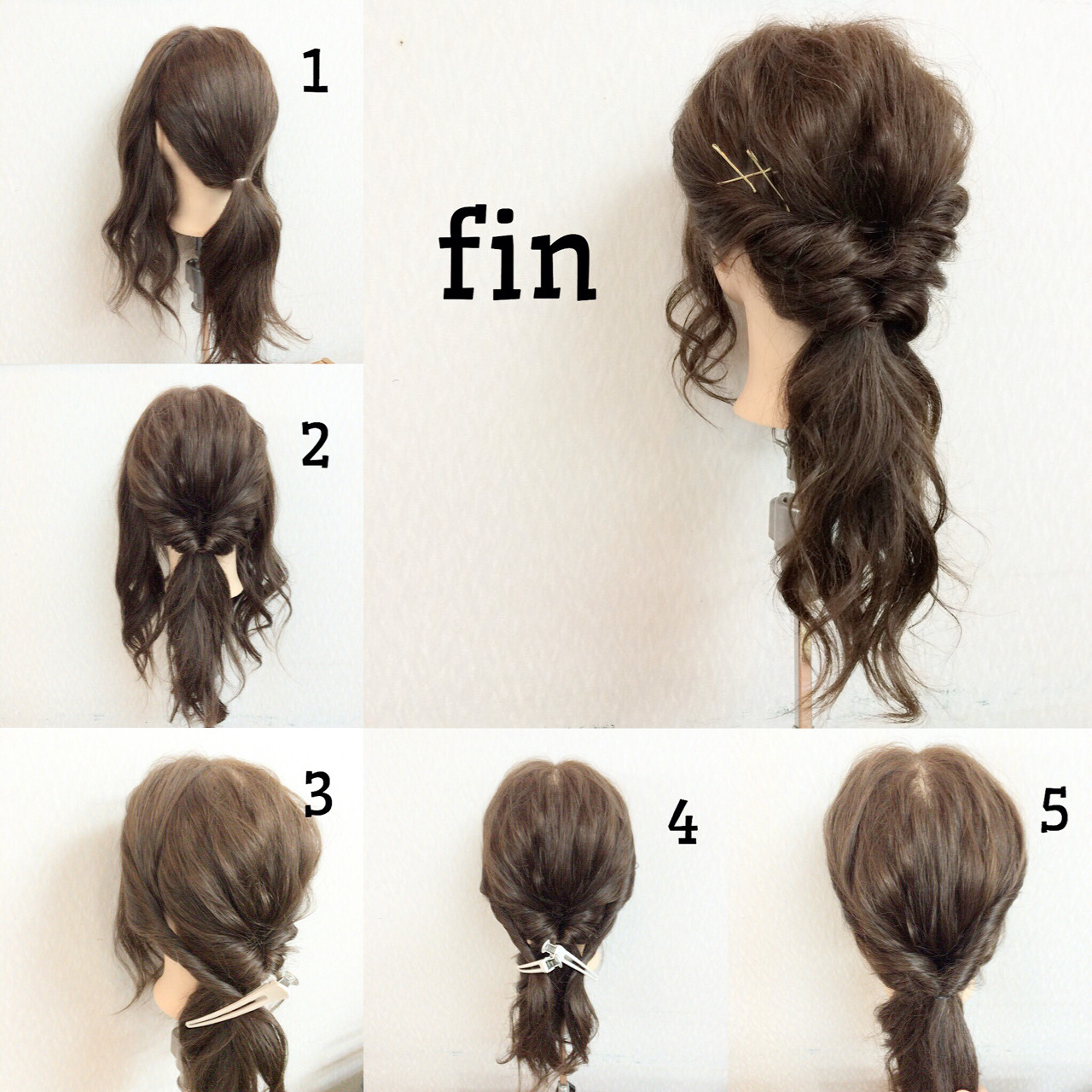 簡単ヘアアレンジ 結婚式 ゆるふわ ロング ヘアスタイルや髪型の写真・画像 | ヤマナカサトル / DIOR of Hair