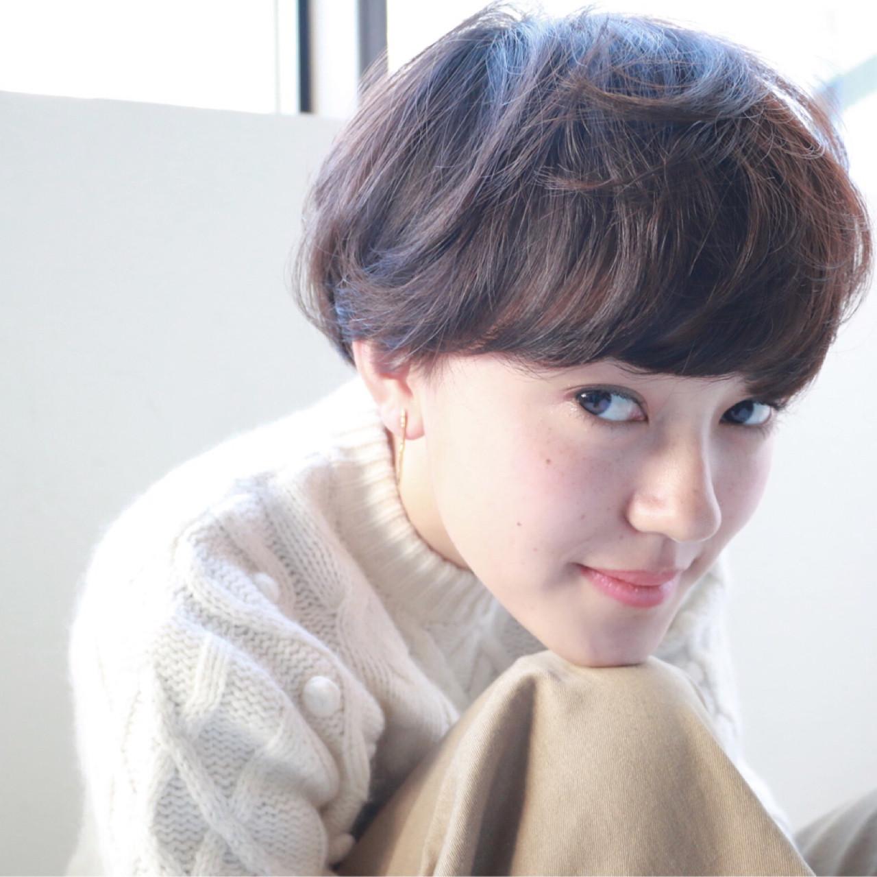 冬ファッションにはハイネックでしょ!髪型と合わせた可愛い着こなし方ご紹介* 高橋 忍 / nanuk渋谷店(ナヌーク)