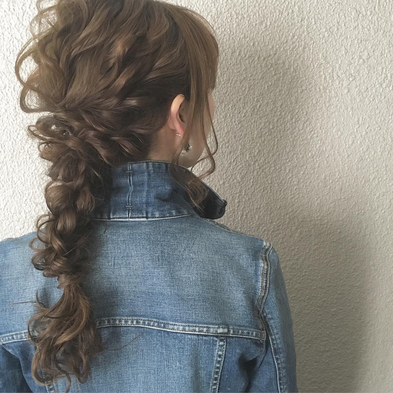 夏 ショート 結婚式 簡単ヘアアレンジ ヘアスタイルや髪型の写真・画像 | 廣田哲也 / nalu hair