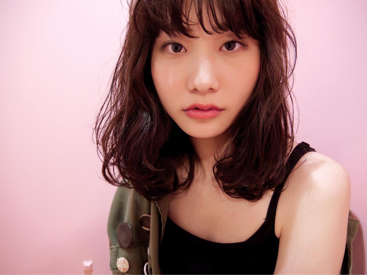 大人女子 こなれ感 ナチュラル ニュアンス ヘアスタイルや髪型の写真・画像   十亀 翔/miel / miel hair&spa